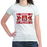 Radom Jr. Ringer T-Shirt