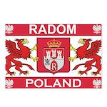 Radom Postcards (Package of 8)