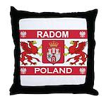Radom Throw Pillow
