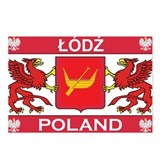 Lodz Postcards (Package of 8)
