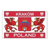 Krakow Rectangle Decal