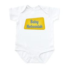 Baby Nehemiah Infant Bodysuit