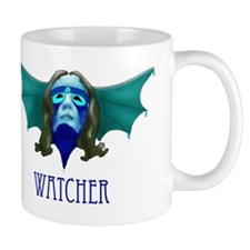 Watcher of the Skies Small Mugs