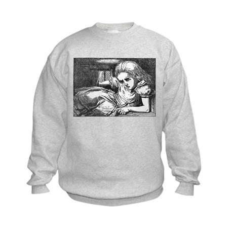 Large Alice Kids Sweatshirt