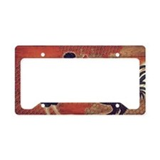 bag-11 License Plate Holder