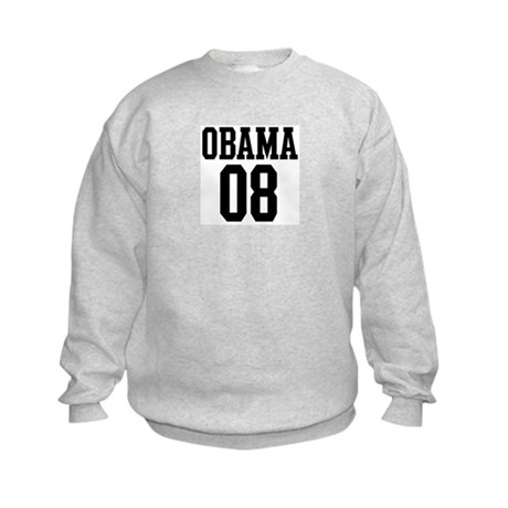 Obama 08 Kids Sweatshirt