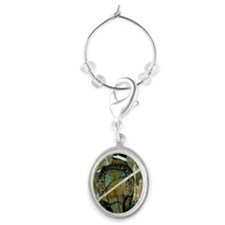 Jupiterimages Oval Wine Charm