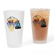 om4 Drinking Glass