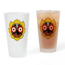 Jagannath Drinking Glass
