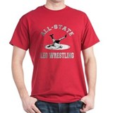 All-State Leg Wrestling T-Shirt