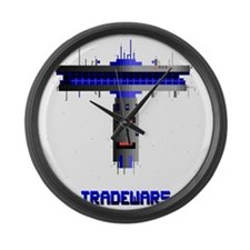 Stardock_logo Large Wall Clock