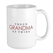 GRANDMA of TWINS - Mugs