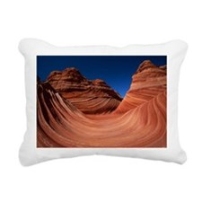 North Coyote Buttes The  Rectangular Canvas Pillow
