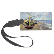 Coin VG Boats Luggage Tag