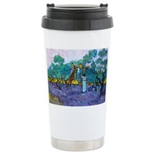 Coin VG Olives Ceramic Travel Mug