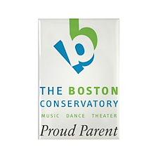 Proud Parent Logo Rectangle Magnet