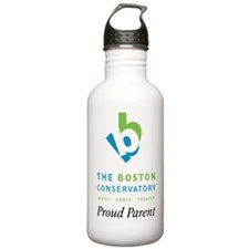 Proud Parent Logo Water Bottle