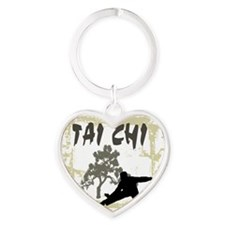 tai66light Heart Keychain