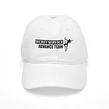 Advance Team SS - On White 8.3x3 Baseball Cap