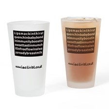 lipsmackinbag Drinking Glass