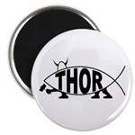 Thor Fish Magnet