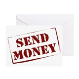 Send Money! Greeting Cards (Pk of 10)