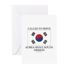 Korea Seoul South Mission - LDS Mission Called to