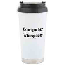 Computer Whisperer Travel Mug