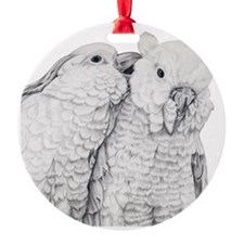 Cockatoos Ornament