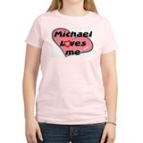 michael loves me T-Shirt