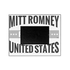 apr12_mitt_arched_text_gray Picture Frame