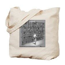 Library Tote Bag
