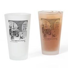 Cantina Drinking Glass