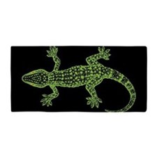 Gecko Beach Towel