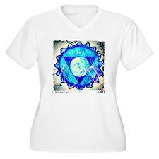 throat chakra shi T-Shirt