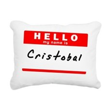 Cristobal Rectangular Canvas Pillow