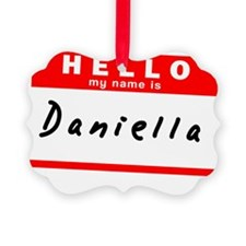 Daniella Ornament