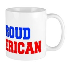 Born Portugal Proud American Mug