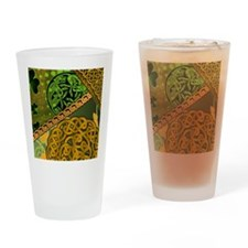 IRISH-CELTIC-KNOTWORK-MOUSEPAD Drinking Glass
