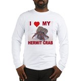 Love my hermie Long Sleeve T-Shirt