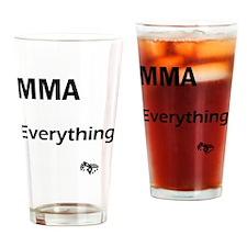 mixedmartialarts1 Drinking Glass