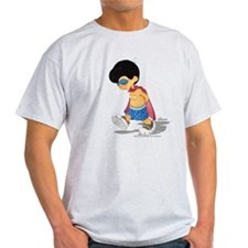 Captain Thunder Bolt 5 T-Shirt