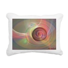 ArtWhitakerPastelsplus 4 Rectangular Canvas Pillow