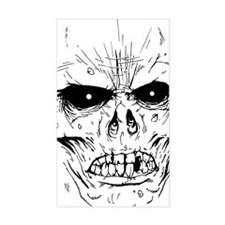 zombieface Decal