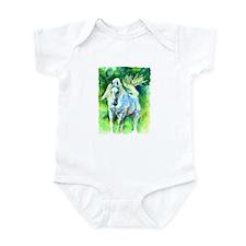 Arabian Horse Art Infant Bodysuit