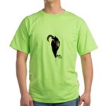 Scythe you Open Green T-Shirt