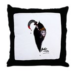 Scythe you Open Throw Pillow