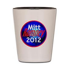 Romney 2012 Shot Glass