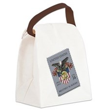 USMA Stamp Canvas Lunch Bag
