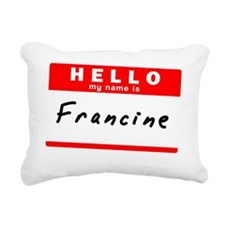 Francine Rectangular Canvas Pillow